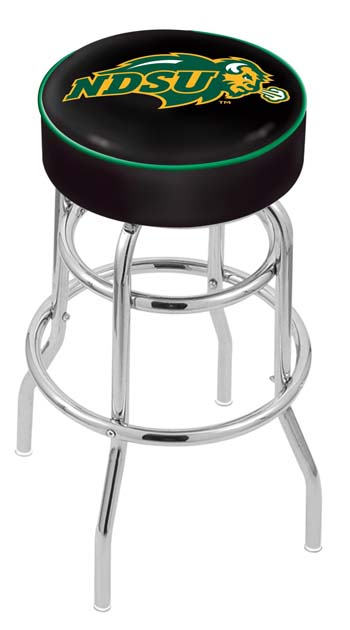 North Dakota State University bar stool